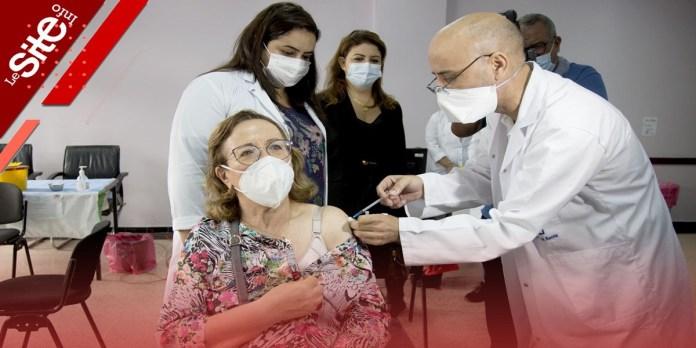 L'ancienne ministre Nouzha Skalli a reçu sa 3ème dose (VIDEO)