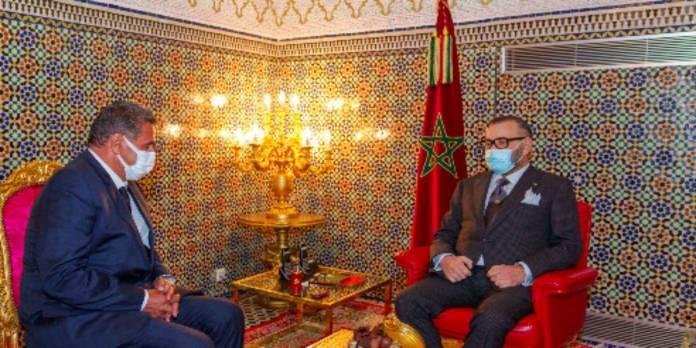 Ce qu'a dit Aziz Akhannouch après la nomination de son gouvernement