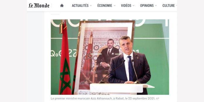 Nouveau gouvernement: la grosse bourde du journal Le Monde