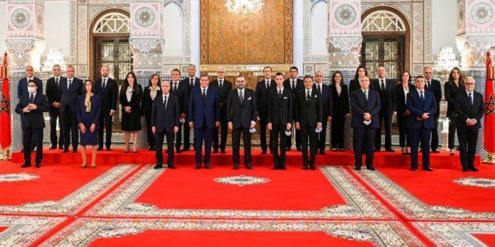 Akhannouch préside son premier Conseil de gouvernement