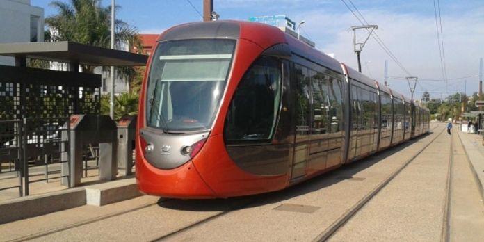 Tram de Casablanca: trafic interrompu à cause d'une panne