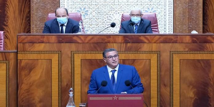 Maroc: les principaux chiffres du programme gouvernemental 2021-2026