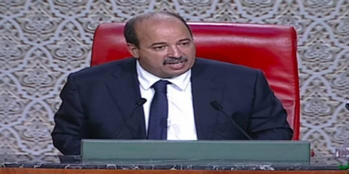 Le roi Mohammed VI félicite le nouveau président de la 2ème Chambre