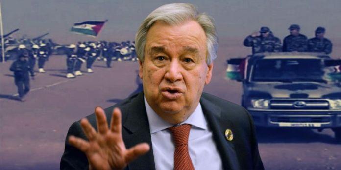 Sahara marocain: Guterres donne une gifle au polisario