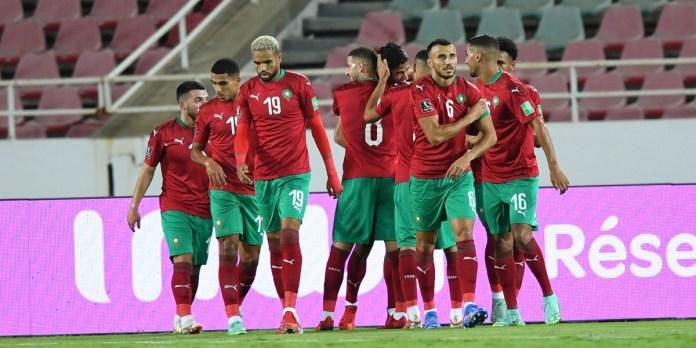 Guinée-Maroc: la composition des Lions de l'Atlas (Elim. Mondial 2022)
