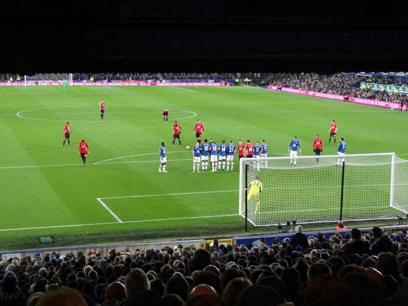 Everton - Manchester United