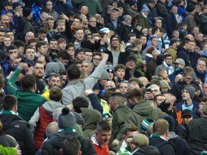 supporters du celtic à city