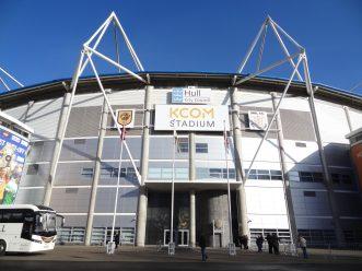 KCOM stadium à Hull