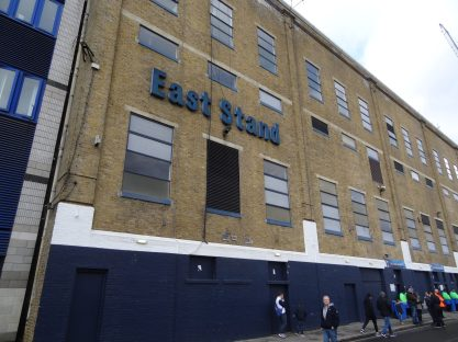 east stand de white hart lane