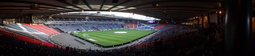 vue panoramique hampden park