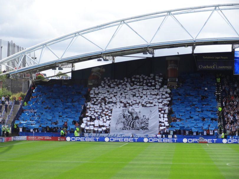 Huddersfield, 1ère historique en PL