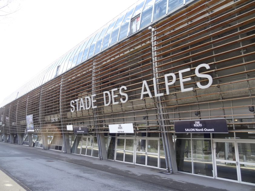 Grenoble - Lyon Duchère