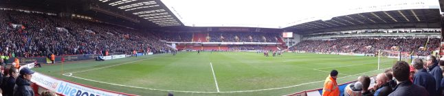 vue panoramique bramall lane