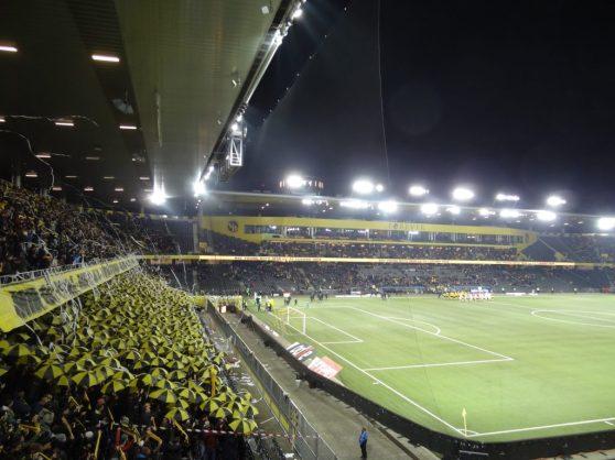 stade de suisse à berne