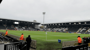 vue d'angle craven cottage