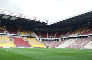 Bradford City – Sunderland, direction League One