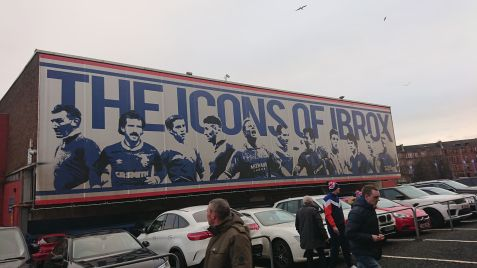 the icons of ibrox