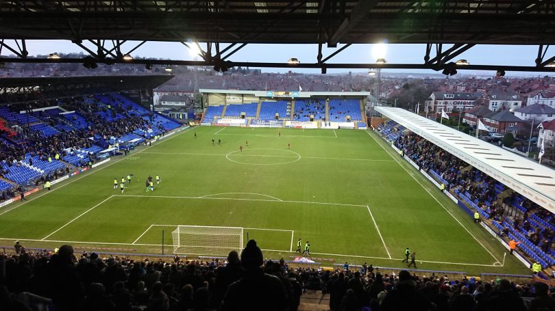 Tranmere Rovers - Yeovil Town