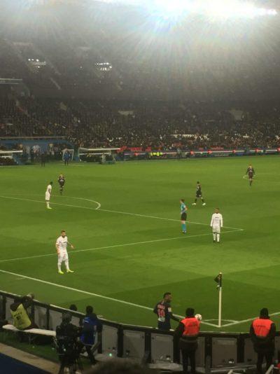 Paris SG - EA Guingamp