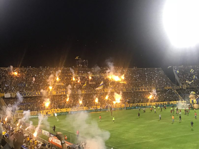 Rosario Central - Boca Juniors