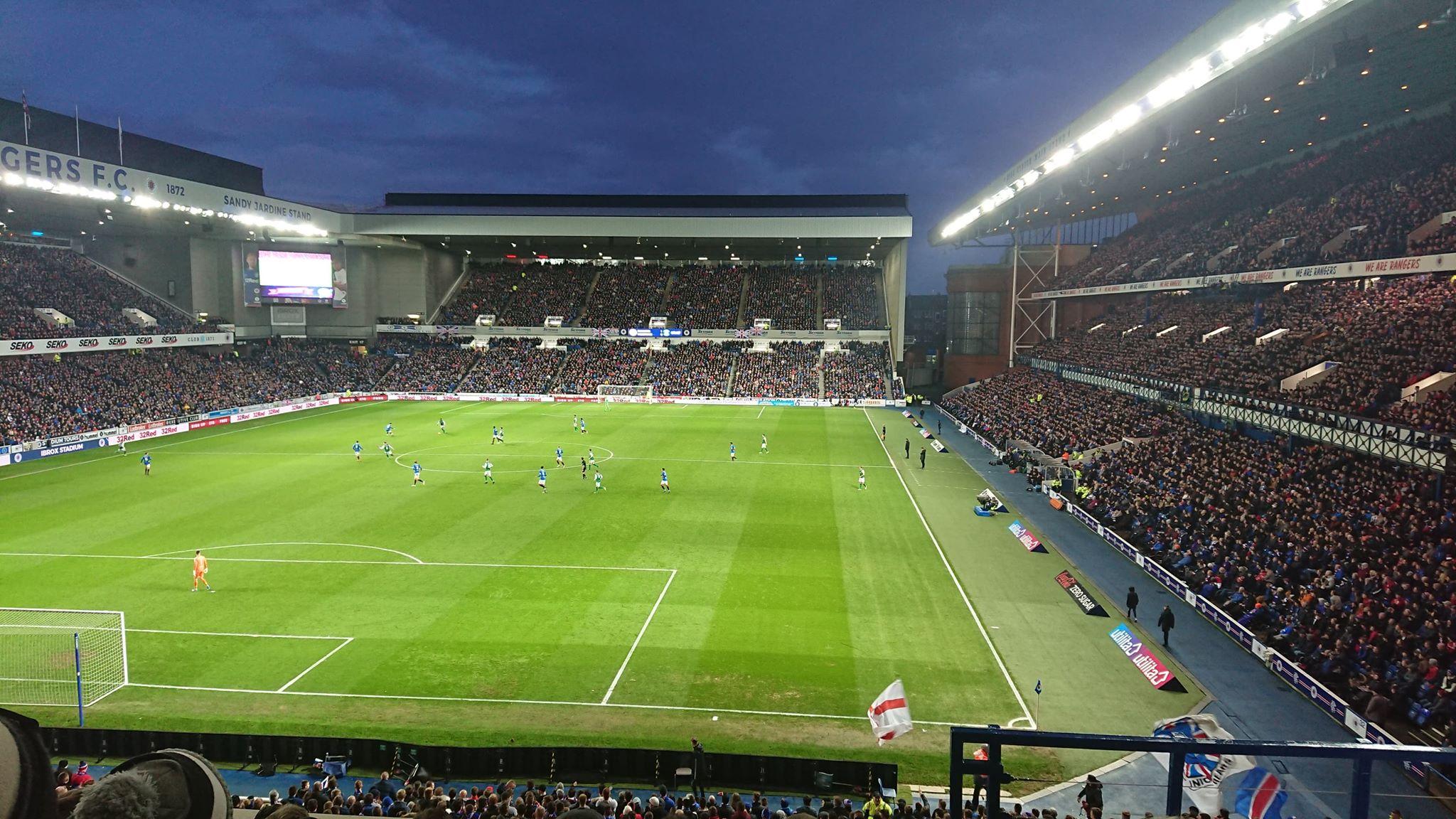 Glasgow Rangers – Hibernian, Boxing Day post thumbnail image