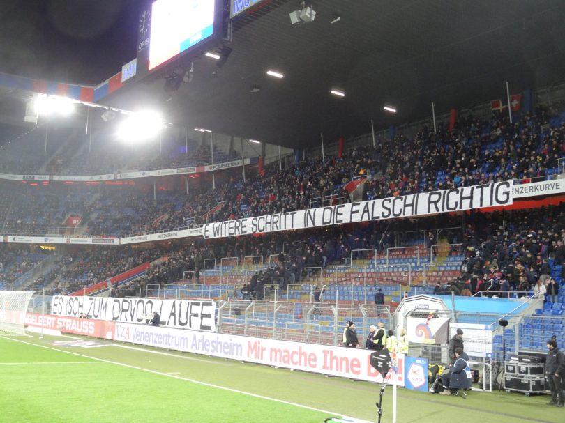 FC Bâle - FC Saint-Gall