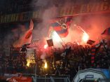 kop du FC Bâle contre Saint-Gall