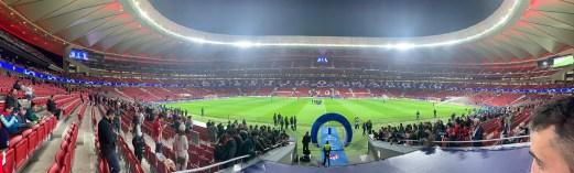atletico vs juve panoramique