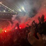 Manchester United - PSG, 1/8ème Aller de LdC