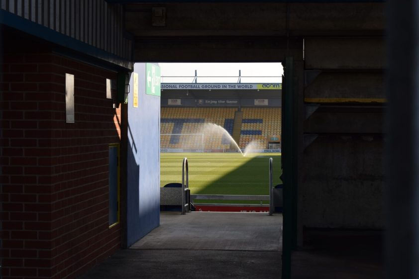 Mansfield Town FC - Forest Green Rovers FC