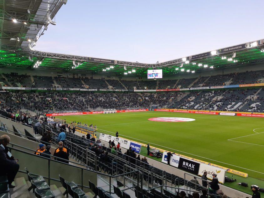 Borussia Mönchengladbach - Eintracht