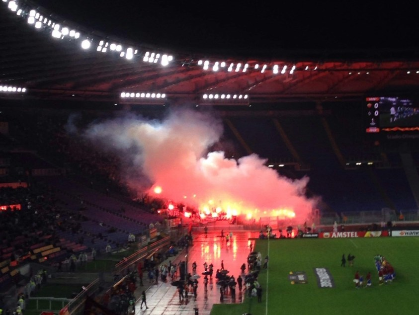 AS Roma - Borussia Mönchengladbach