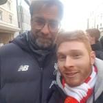 RB Salzburg - Liverpool FC en away