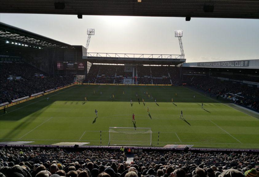 West Bromwich Albion - Swansea