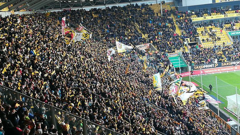 Dynamo Dresden - Holstein Kiel