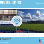 Luxembourg - Chypre (UEFA Nations League)