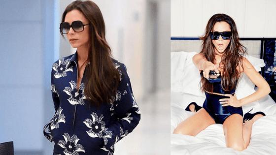 Victoria Beckham Fashion Icon Designer And Multi Tasking Mother