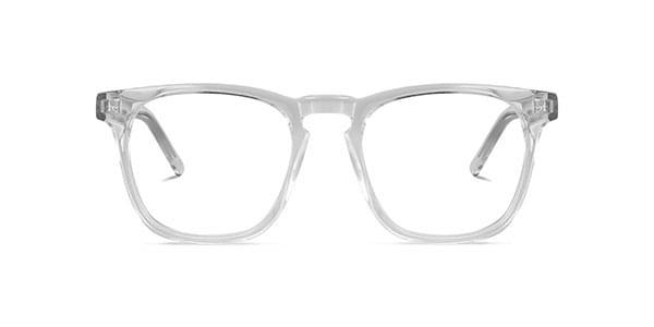 Ces belles lunettes transparentes sont à la fois branchées et abordables!  Avec une monture carrée, toutes les personnes qui aiment le style Wayfarer  ... 8856485b9397