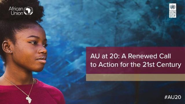 AU's 20th anniversary