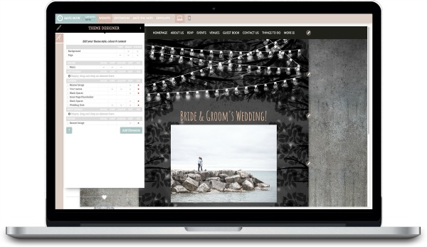 Mac template with Theme Builder Blog image