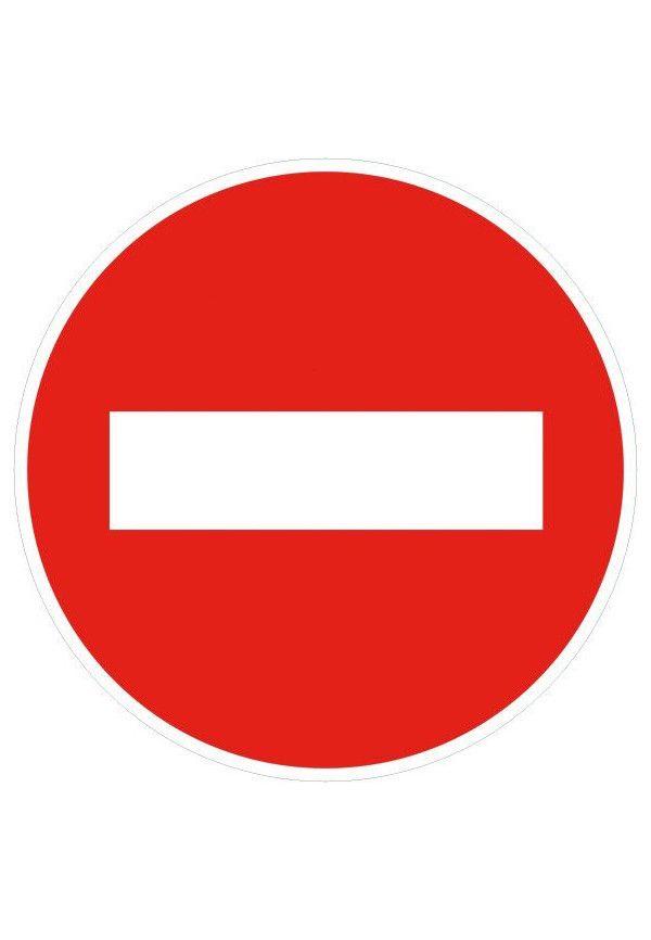 Les Panneaux D Interdiction
