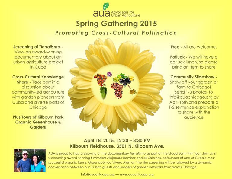 Spring gathering flyer 4.18