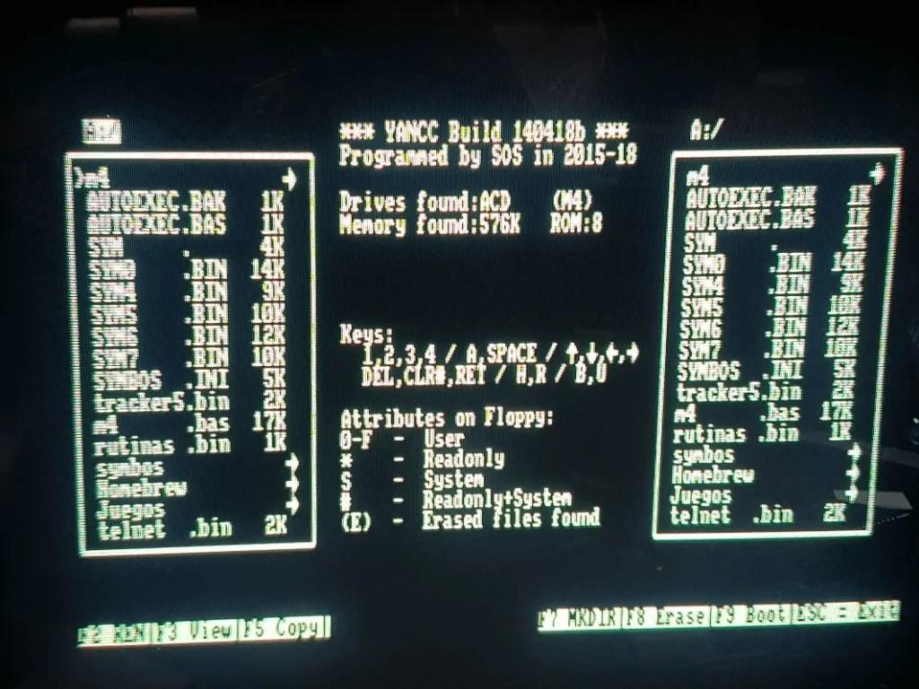 M4 Board - Gestores de archivos 2