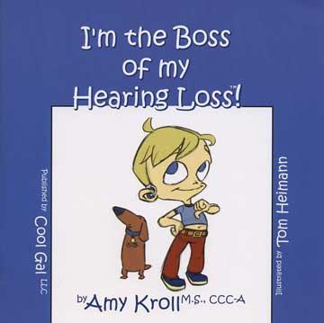 Kids Learn to be Boss of their Hearing Loss