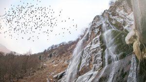 Cascade de Pixta à Larrau