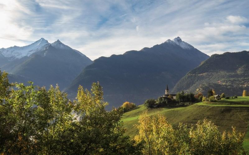 Cammino Balteo – La bassa via della Valle d'Aosta