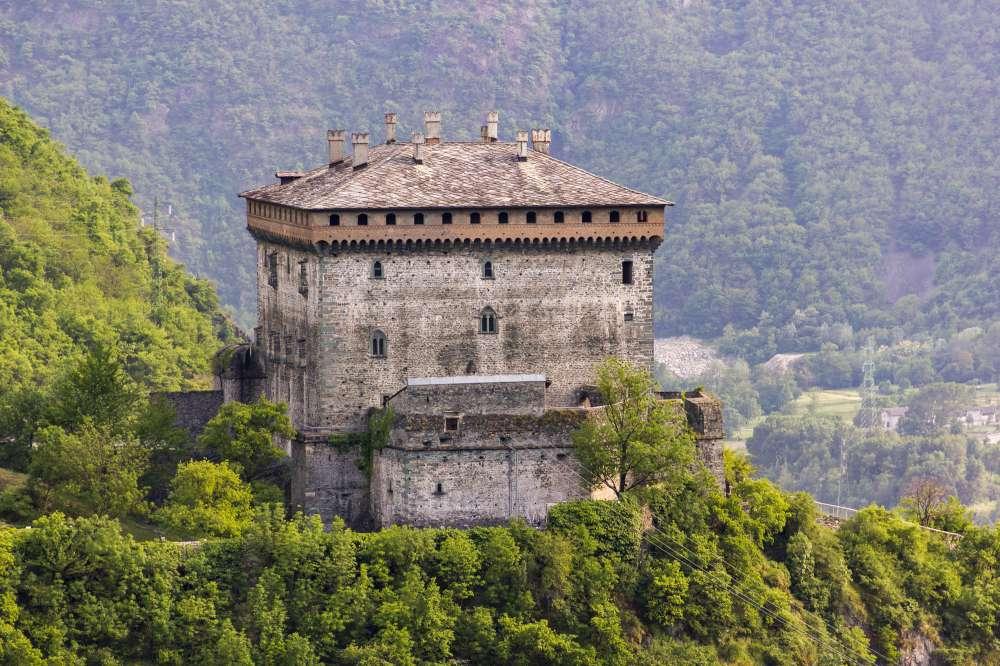 I Castelli nei dintorni dell'Auberge