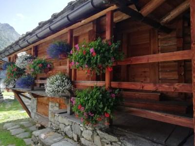 Discovering the Walser Villages
