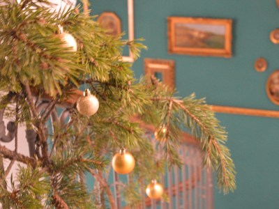 The magic of Christmas and New Year celebrations in the Auberge