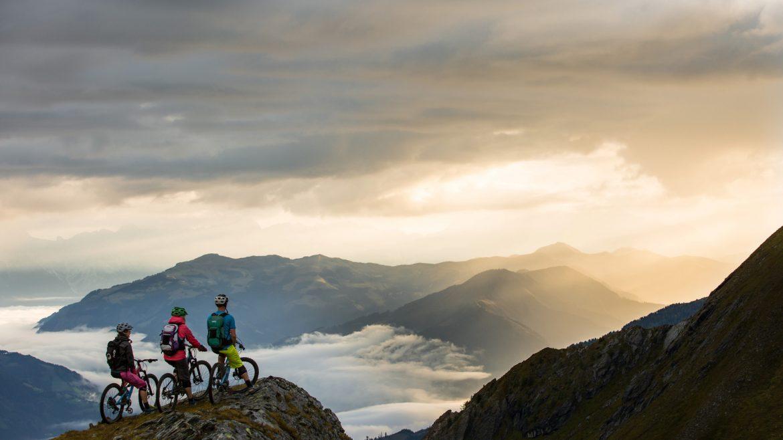 Bicicletta in Valle d'Aosta